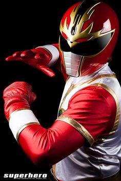 Gosei Sentai Dairanger by MrAdamJay.deviantart.com #cosplay