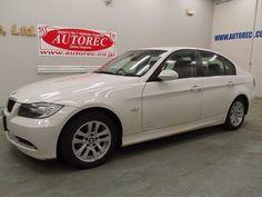Japanese vehicles to the world: 2008 BMW 320i RHD for Kenya to Mombasa