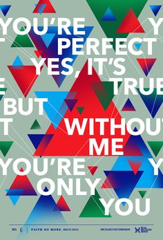 But without me, you're only you...  |  Midlife Crisis  |  Faith No More | Lyrics