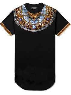 9da2e6b7b5c STAINED GLASS YOKE LONG TEE £45.00. Jacolby Cochran · I Love Tshirts