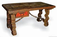 San Patricio Desk TD05