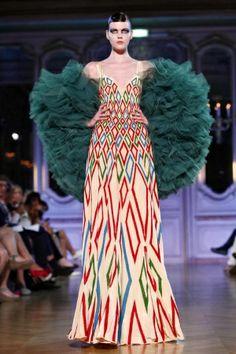 Jantaminiau Fall Winter Couture 2012 Paris