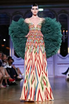 Jantaminiau Fall Winter Couture 2012 Paris