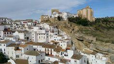 Pueblos-andaluces: Setenil de las Bodegas (Cádiz)