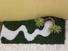 Resultado de imagem para fotos de jardins com pedras