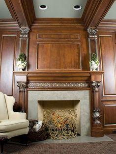 10 best acq homes fireplaces images fire places fireplace mantel rh pinterest com