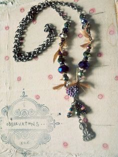 Buddha Rosary Totem Necklace