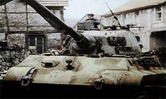 schwere SS-Panzer-Abteilung 501, Ardennes, 1944.