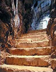 Hezekiah's Tunnel: When I started to study the Bible, this archeological find is what helped to prove to me the Bible is real, thus there really is a God, Jehovah.