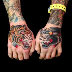 d9bc29e7c1108 19 Best oldschool panther images in 2015 | Traditional tattoos ...
