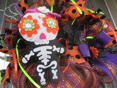 Halloween Wreath $38