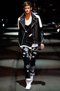 Spring 2016 Menswear – Philipp Plein – collection