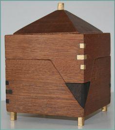 Handmade Bespoke Wooden Box