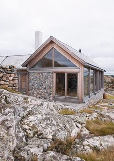 A Peaceful Retreat Archipelago Cabin idea+sgn Norway