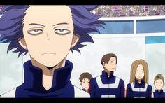 Hitoshi Shinso || Boku no Hero Academia || BNHA || 2x02