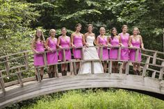 Photography: Ellis Photo Studio - www.ellisphotostudio.com  Read More: http://www.stylemepretty.com/2014/04/25/elegant-pink-north-carolina-wedding/