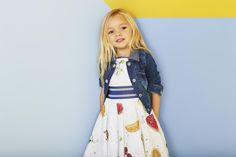 MONNALISA Spring Summer 2016 #Monnalisa #fashion #kids #childrenswear…