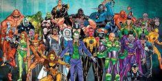 Dc and Marvel Villans together