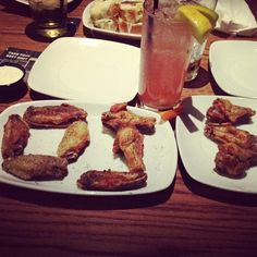 Oj's Wings - Haha awesome ad delicious!!  Photo by logantremblay - #ojsmenu