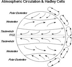 Global Wind Patterns Diagram 50 Amp Breaker Wiring 34 Best Oceans Images Teaching Science Earth Winds