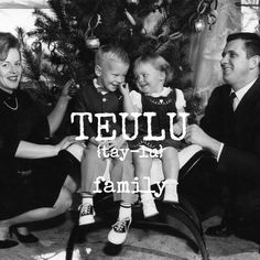 teulu-family