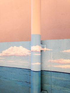 Vishal Marapon Photography, clouds mural