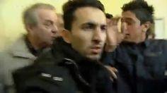 Afghanische Asylanten rasten im Gericht aus  Scheiß Deutschland, Kinderf...