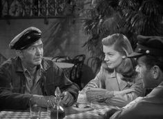To Have and Have Not (1944) Howard Hawks, Humphrey Bogart, , Walter Brennan