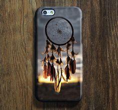 Sunset Dreamcatcher iPhone 6s Case iPhone 6s Plus Case iPhone 6 Cover iPhone 5S 5 iPhone 5C iPhone 4/4ss Galaxy S6 Edge Galaxy s6 s5 Galaxy Note 5 Phone Case 150