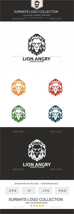Lion Angry,angry, animal, arts, creative, creature, crest, forest, heraldric, heraldry, hotel, king, leo, lion, lion head, lion logo, lion vector, lioness, monster, power, powerful, raging, roar, royal, school, shield, sports, strength, strong, team, wild