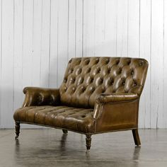 Edwardian Settee - Ralph Lauren Home - RalphLaurenHome.com