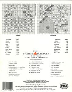 Book No.24_Prairie Birds_5/5