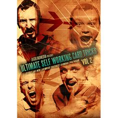 Ultimate Self Working Card Tricks Volume 2 by Big Blind Media (Video Stream) - Featuring creations from some of the greatest minds in magic, Ultimate Self Working Card Tricks Vol 2, is jam packed with incredible card tricks that require NO sleight of hand. The nine stunning routines on offer prove that it's not HOW the trick is done - ... get it here: http://www.wizardhq.com/servlet/the-14982/ultimate-self-working-card-tricks-volume-2-by-big-blind-media-video-stream/Detail?source=pintrest