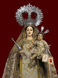 Oración en puntadas: Oraciones a la Virgen de las Mercedes