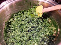 Rice Krispie Treats -Step 5 Mix Rice Krispies and Marshmallow Mixture