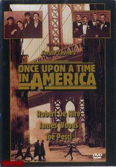 Sergio Leone - Once Upon a Time in America (with Robert de Niro, Joe Pesci, James Woods)