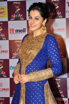 #beautiful #female #blue #dress