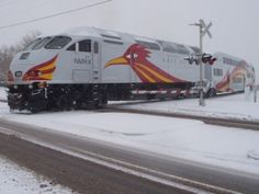New Mexico RailRunner Express
