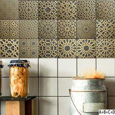 Moroccan Style Rug, Moroccan Home Decor, Moroccan Furniture, Moroccan Pouf, Moroccan Lanterns, Moroccan Design, Moroccan Tiles, Floor Stickers, Window Stickers