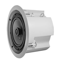 OSD Audio ICE620ST 2-Way Standard Frame 6.5-Inch In-Ceiling Speaker with Backcan (Single, White) by OSD Audio. $44.95. The OSD-ICE620 ST is 6.5 inch two way in-ceiling speaker featuring a Standard frame and  grill design. It also includes a backcan for commercial application. It has a choice of connections, either 8 ohm or 70V.