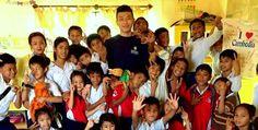 A University of Wisconsin-Madison undergrad volunteers in Phnom Penh  #Review #Volunteer #Cambodia
