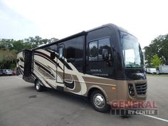 New 2016 Holiday Rambler Admiral 32V Motor Home Class A at General RV | Dover, FL | #129478