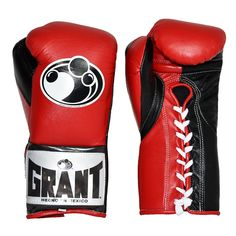 Grant Worldwide Professional Boxing Fight Gloves - 10oz