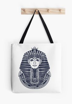 Pharaoh tattoo art, Egypt pharaoh graphic, t-shirt design. Great king of ancient Egypt. Tutankhamen mask tatoo. Egyptian golden pharaohs mask, ethnic style tattoo