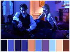 """Eyes Wide Shut"" (1999). •Directed by Stanley Kubrick •Cinematography: Larry Smith •Production Design: Les Tomkins, Roy Walker https://www.instagram.com/p/BPh5uo1B6U7/?taken-by=colorpalette.cinema"
