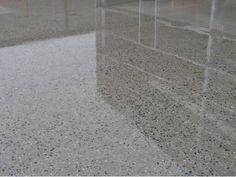 Polished concrete and Decorative Epoxy Concrete Photos - Concrete Art-FX Inc