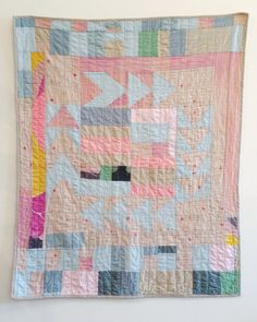 Another gorgeous quilt by Gina Rockenwagner