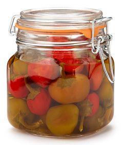 Loving this 25-Oz. Hermetic Jar on #zulily! #zulilyfinds