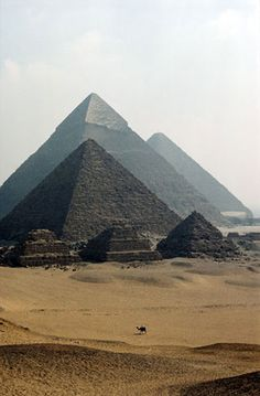 I would like to see some pyramids in Egypt. Would you?