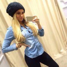 Myfantasyhair.com #hairextensionsreview #beautyreview #beautyblog #blogger #myfantasyhair #myfantasyhairextensions #long #hair #longlocks #beautiful #pretty #blonde #beachblonde #bleachblonde #hat #selfie #gorgeous #style #fashion #beautyproducts #reviews #hairextensions #clipinhair #platinumblonde #shophair #gettingready #goingout #brownhair #brunette #longbrownhair #hairreview #tan #summerfashion